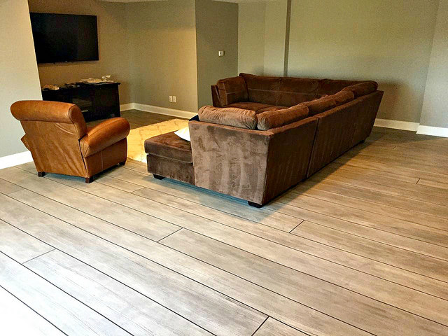 Rustic Concrete Wood | Waterloo, Iowa