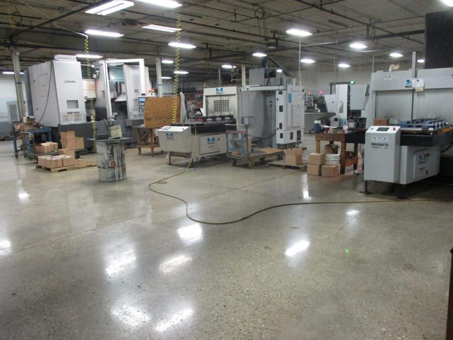 Concrete Polishing | Arcola, Indiana